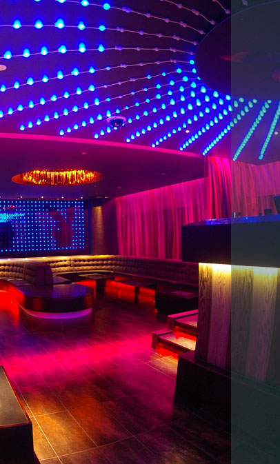 Cottontail Nightclub project managed by Shaun Doyle Management